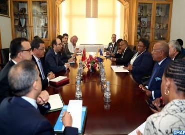 المغرب وبربادوس يتطلعان إلى تعزيز التعاون الثنائي في مجال الصحة