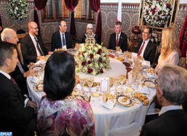 Czech Prime Minister in Morocco for Official Visit