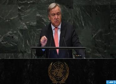 Spokesman : UN Secretary-General 'Has Always Been in Favor of Enhanced Dialogue' Between Morocco and Algeria