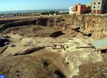 Casablanca: Discovery of Unique Technique Dating Back Million Years at Archaeological Site