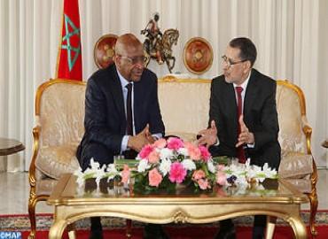 El primer ministro maliense de visita de amistad y de trabajo en Marruecos