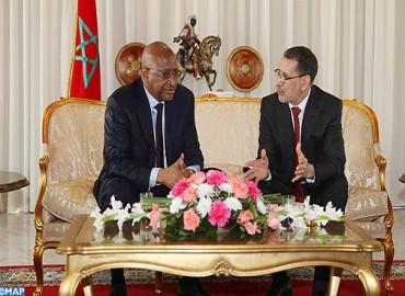 الوزير الأول المالي في زيارة عمل إلى المغرب