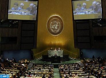 اختيار المغرب من قبل الأمم المتحدة لاستضافة المؤتمر العالمي للهجرة لسنة 2018
