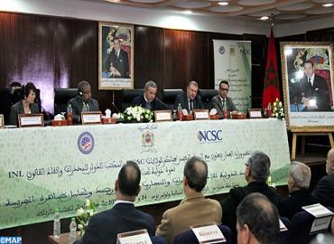 Le ministre de la Justice prend part à une conférence sur les observatoires internationaux de criminalité