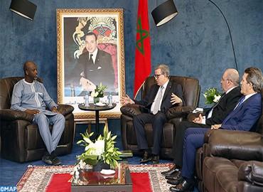 Le développement des mécanismes de coopération au centre des entretiens de M. Aujjar avec son homologue gambien