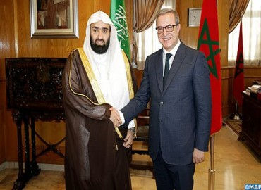 Saudi Official : Morocco, Saudi Arabia Aspire to Establish Joint Commissions on Public Judicial Service
