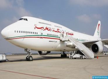 La RAM lanza un vuelo directo entre Marruecos y China