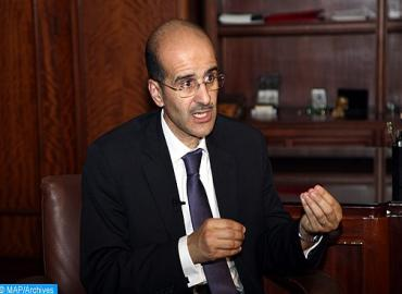 Le ministre chargé du Budget expose à Abou Dhabi l'expérience marocaine en matière de réforme du système de compensation