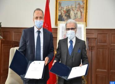 بنك المغرب وإدارة الجمارك والضرائب غير المباشرة يوقعان شراكة لتبادل المعطيات والتجارب