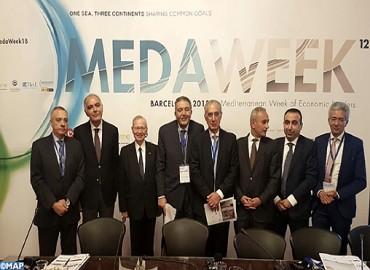 M. Mezouar désigné président du Conseil consultatif de la MedaWeek de Barcelone