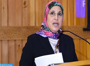 Mme Hakkaoui:La standardisation de la langue des signes, un pas vers l'intégration sociale des sourds