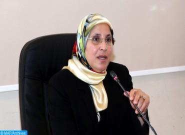 السيدة الحقاوي : المغرب حقق تقدما ملموسا خلال العشريتين الأخيرتين في مجال تعزيز حقوق النساء وتحسين وضعيتهن