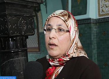 السيدة الحقاوي تحل الثلاثاء المقبل ضيفا على ملتقى وكالة المغرب العربي للأنباء حول موضوع العنف ضد النساء