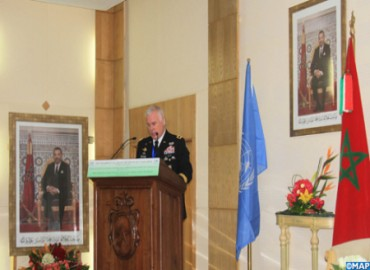 Morocco has been Taking Part in UN Peacekeeping Operations for more than six Decades (Commander of the Southern Zone)