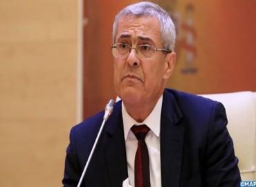 M.Ben Abdelkader: Un grand effort déployé dans le domaine de recouvrement des amendes et des condamn