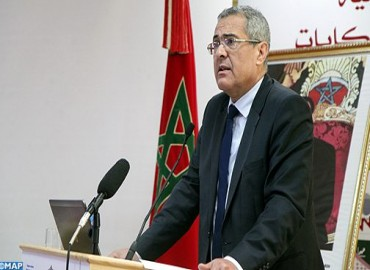 السيد بنعبد القادر: المغرب يعمل على تنفيذ نموذج جديد للإدارة العمومية يجعل المواطن في صلب اهتماماتها