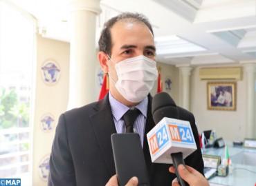 M. Benalilou: L'Institution du Médiateur du Royaume adopte une approche basée sur les principes de j