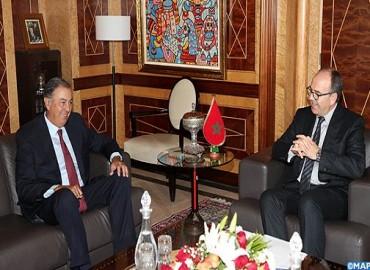 رئيس برلمان أمريكا اللاتينية والكاريبي في زيارة إلى المغرب