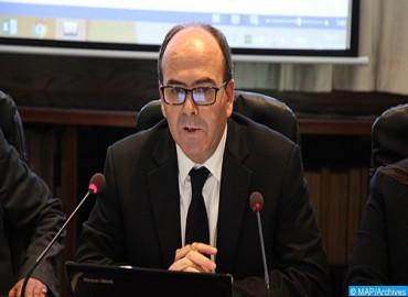 السيد بن شماش يدعو البرلمان إلى تحمل مسؤولية مواكبة الأوراش خاصة الاجتماعية منها