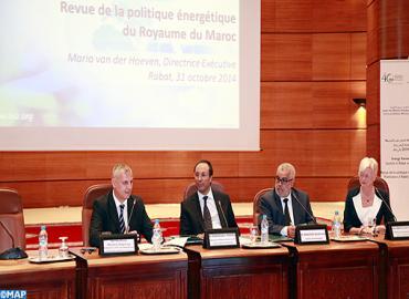 Rapport sur la stratégie énergétique nationale