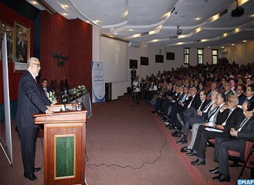 افتتاح أشغال الجمع العام للمجلس الأعلى للوظيفة العمومية