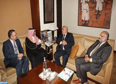 السيد بن كيران يتباحث بالرباط مع رئيس المنظمة العربية للسياحة