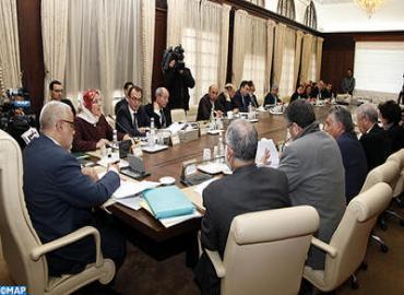رئيس الحكومة يترأس الاجتماع الثاني للجنة الوزارية الخاصة بالطفل
