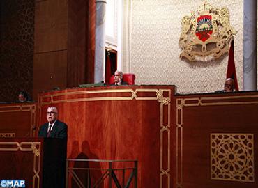 Benkirane souligne devant les conseillers l'engagement du gouvernement en faveur des MRE