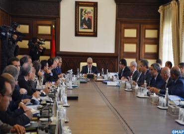 Adoption du projet de la stratégie nationale de lutte contre la corruption