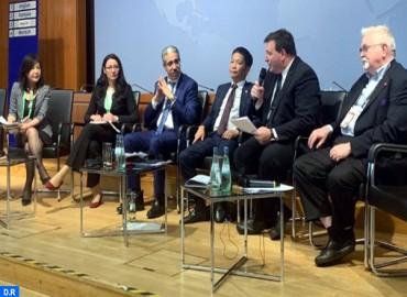 السيد عزيز رباح : المغرب يسعى إلى أن يصبح مركزا إقليميا لإنتاج الطاقة وتصديرها