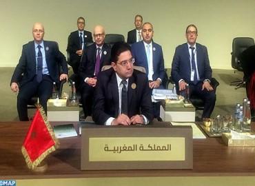Début à Beyrouth du 4è Sommet arabe sur le développement économique et social, avec la participation du Maroc