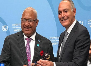 COP23: Morocco Hands over Presidency of UN Climate Conference to Fiji
