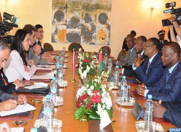 رئيس الجمعية الوطنية لبوركينا فاسو في زيارة عمل إلى المغرب