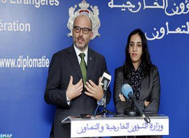 Le Sous-Secrétaire Général des Nations unies et Coordonnateur Humanitaire Régional pour le Sahel en visite de travail au Maroc