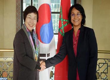 Marruecos/KOICA: Examen en Rabat de los medios de reforzar más la cooperación en diversos dominios de interés común