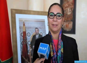 السيدة بوشارب تؤكد على الدور الهام للمهندس المعماري في التنمية الاقتصادية والاجتماعية للمملكة