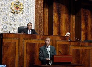 المصادقة على مشروع القانون التنظيمي المتعلق بالمجلس الاقتصادي والاجتماعي والبيئي