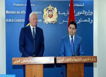 Marruecos aprecia el papel de Rumanía en la escena regional e internacional