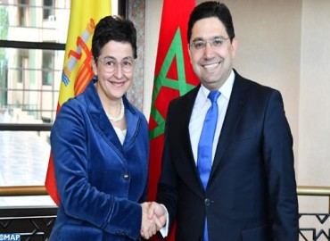 Morocco and Spain are Working to Make Their Relationship Model of Partnership Between Two Neighboring Countries, FM