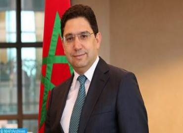 Morocco Foreign Minister : Recently Interacted with International Players in Moroccan Sahara issue