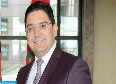 السيد بوريطة : عودة المغرب إلى الاتحاد الإفريقي مكنته من تعزيز علاقاته مع دول القارة بشكل غير مسبوق