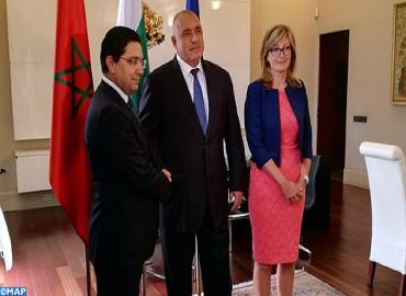 وزير الشؤون الخارجية والتعاون الدولي في زيارة إلى بلغاريا