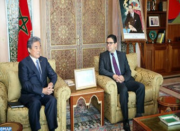 Morocco, Japan For Reinforcing Fisheries Cooperation