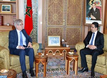 M. Bourita: Le Maroc condamne avec force les tirs de l'armée israélienne contre les manifestants pacifiques le long de la frontière avec la Bande de Gaza