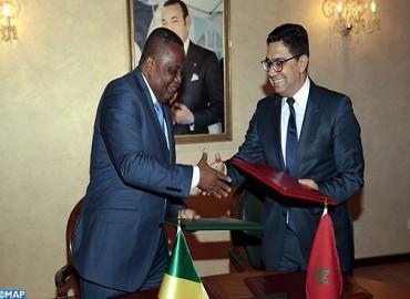 Ministre congolais :Maroc/Congo Brazzaville, des relations