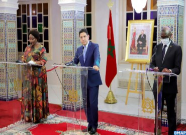 La apertura de consulados generales en el Sáhara marroquí, fruto de la sabia política africana de SM