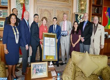 Un congressman américain impressionné par les grands progrès du Maroc en matière d'énergies renouvelables