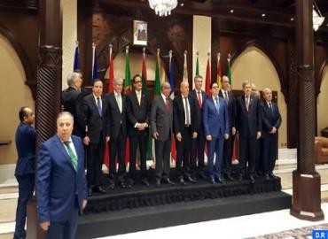 Declaración final: La reunión de ministros de AA.EE. del Diálogo 5+5 saluda el papel de SM el Rey como Presidente del Comité Al Qods