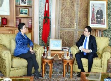 Marruecos y España afirman su apego al principio del diálogo para resolver cualquier solapamiento en sus dominios marítimos