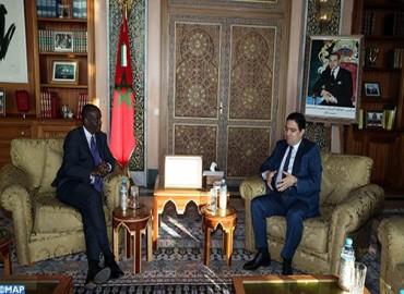 Sahara marocain : M. Bourita appelle à
